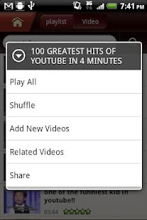 FREEdi YouTube Player - screenshot thumbnail