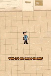 Office Boy Workplace Party - náhled