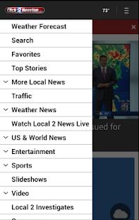 Click2Houston KPRC 2 - screenshot thumbnail