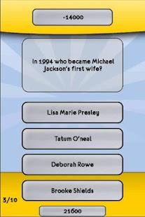 Michael Jackson Trivia Quiz 休閒 App-愛順發玩APP