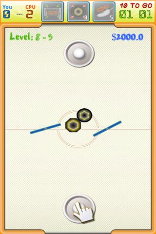 Fun Hockey Free - screenshot