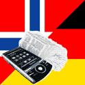German Norwegian Dictionary icon