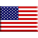 US Flag Widget icon
