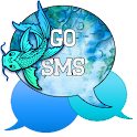 GO SMS - Koi Love 2 icon