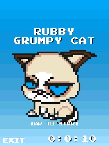 Rubby Cranky Cat