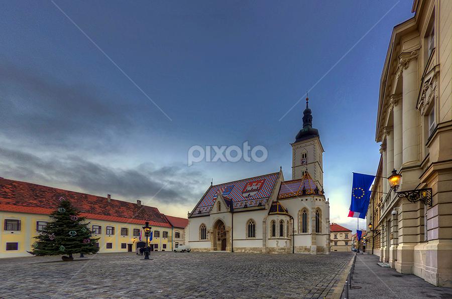 by Boris Frković - City,  Street & Park  Historic Districts