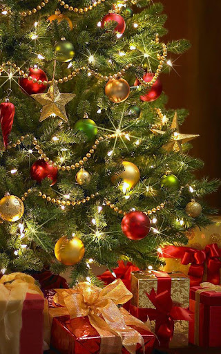 圣诞节动态壁纸