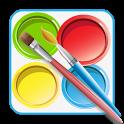 Kids Paint & Color Lite icon