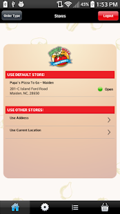 Papa's Pizza To Go- screenshot thumbnail