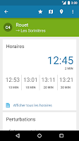 Screenshot of Naonedbus - Transports Nantes
