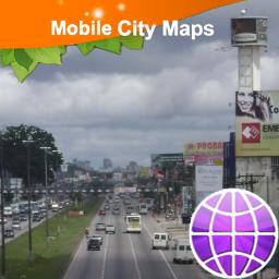 Ananindeua Street Map
