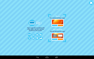 Screenshot of App Builder - Bluetopping Lite