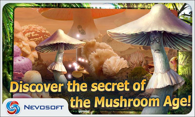 Mushroom Age: time adventure.- screenshot