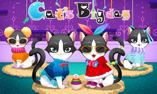 Pet Beauty Salon Cat's Big Day