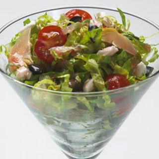 Mediterranean Martini Antipasto Salad.