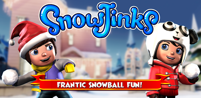 SnowJinks v1.1.0 [PREMIUM] (apk+кэш) Android
