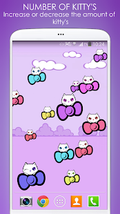 Kitty Cute Live Wallpaper|玩個人化App免費|玩APPs