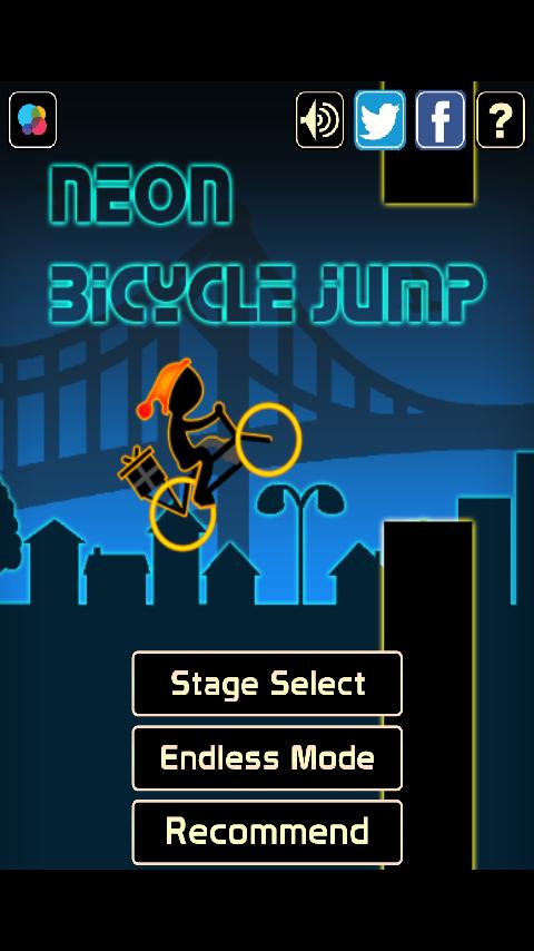 Neon-Bicycle-Jump 7