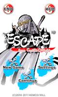 Screenshot of Escape from Castle Orochi