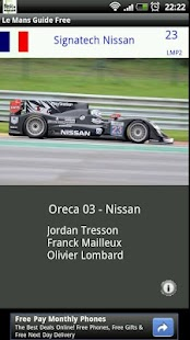Le Mans Visual Guide- screenshot thumbnail