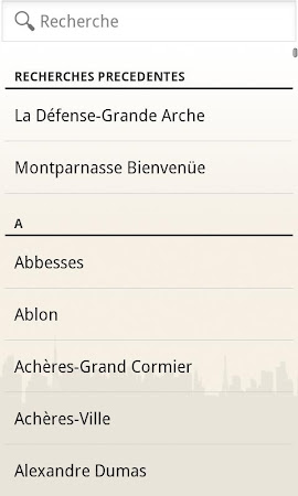Paris metro subway guide 2.2.9 screenshot 387300