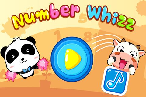 Number Whizz by BabyBus