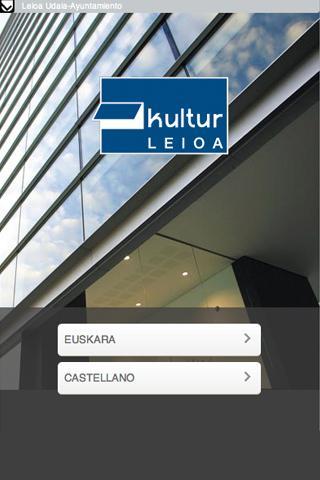 Kultur Leioa- screenshot