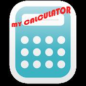 MyCalculator