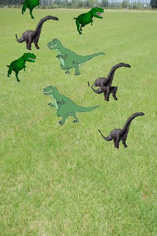 Dino Attack Hunt - screenshot