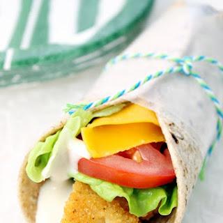 Chicken Snack Wrap Recipes.
