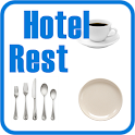 Hotel Rest icon