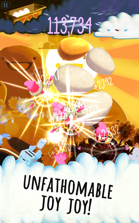 Lollipop 3: Eggs of Doom- screenshot