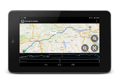 Ulysse Speedometer Pro Screenshot 14