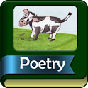 Cow Says Moo – Poetry for Kids logo