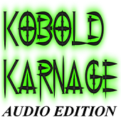 KOBOLD KARNAGE Audio Edition