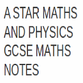 GCSE Maths Notes