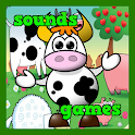 Farm Animal Frenzy Games icon