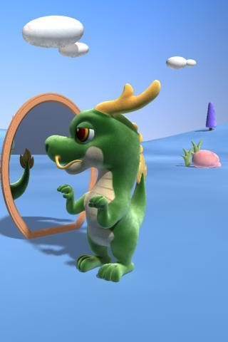Talking Dragon - screenshot