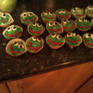 Froggy Cakes