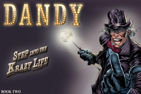 DANDY Step Into The Krazy Life - screenshot