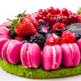 Macaroon by Lefri Kristianto - Food & Drink Candy & Dessert