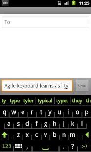 Agile Keyboard- screenshot thumbnail