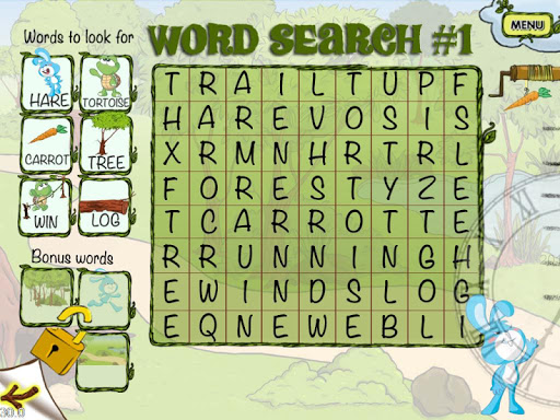 Funny Word Search