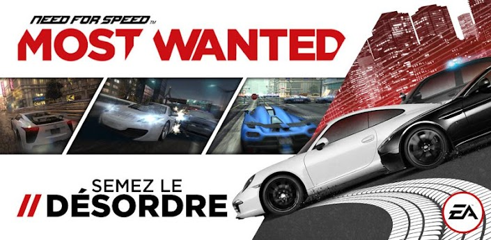 Need for Speed ​​™ Most Wanted