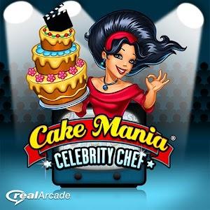 Cake Mania Celebrity Chef