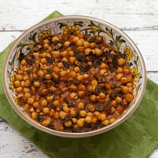 Slow Braised Beans & Greens
