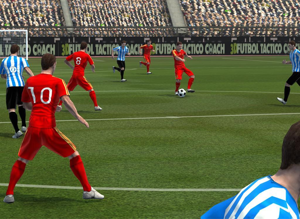 Футбол на Android