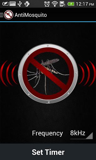 Anti Mosquito simulation Lite