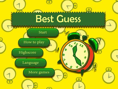 Best Guess - Brain Game - screenshot thumbnail