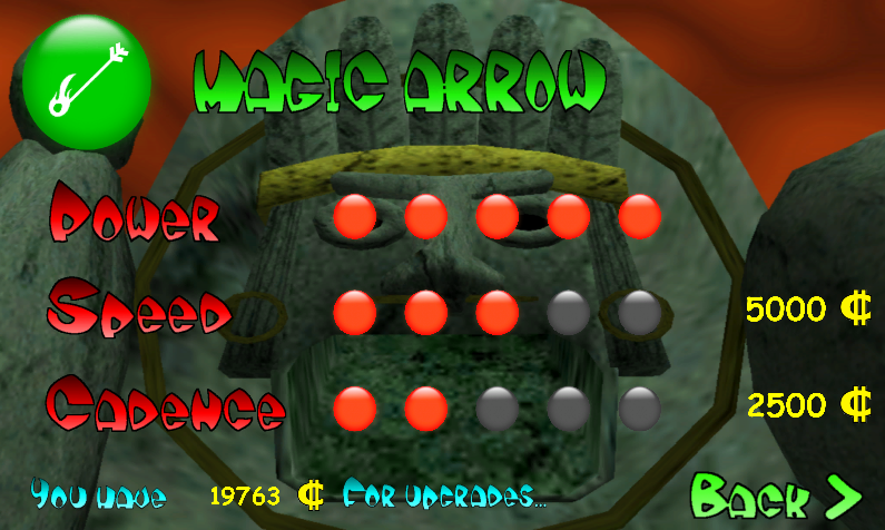 Monster Bubbles Curse (Pang) screenshot #13